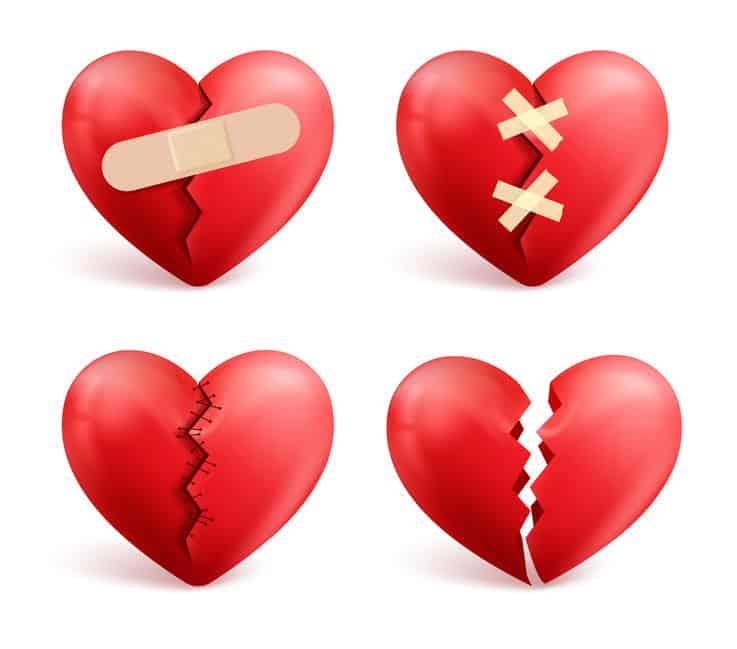 Ошибки любви