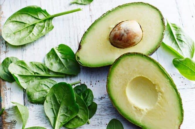 Авокадо в холодильнике