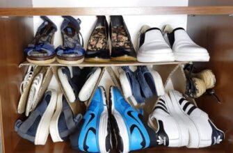 8 способов компактного хранения обуви